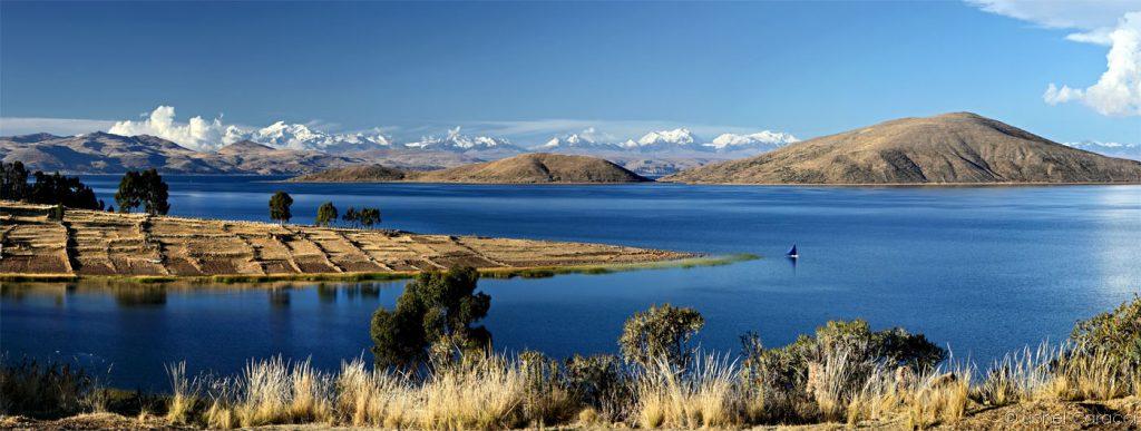Photo Montagnes du Monde - Lac Titicaca et Cordillère des Andes, Pérou, Bolivie - © Lionel Caracci Krom Galerie