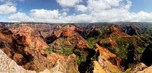 Canyon du Pacifique