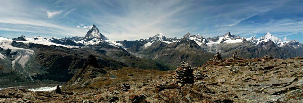 Photo des Alpes - Cervin - © Lionel Caracci Krom Galerie