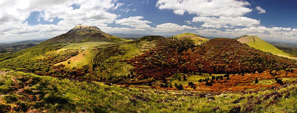 Photo Montagnes du Monde - Puy de Dôme, Auvergne - © Lionel Caracci Krom Galerie