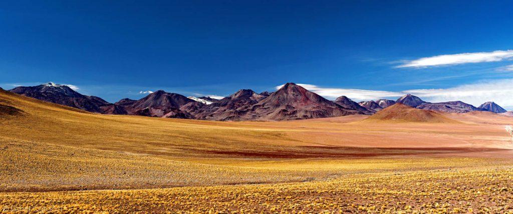 Photo Montagnes du Monde - Volcans du Désert d'Atacama - © Lionel Caracci Krom Galerie