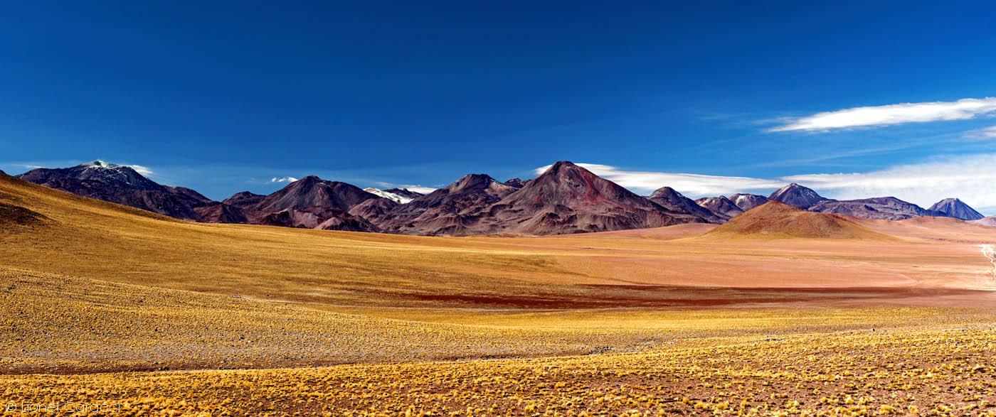 Couleurs de l'Atacama