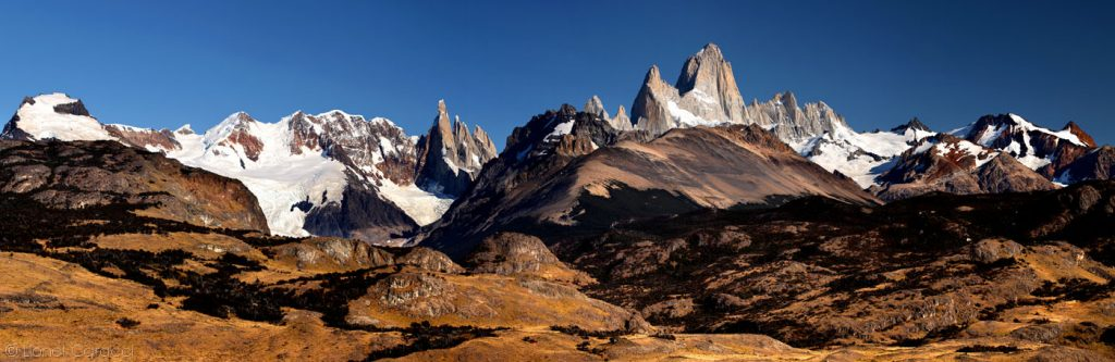 Photo Montagnes du Monde - Los Glaciares, Patagonie - © Lionel Caracci Krom Galerie