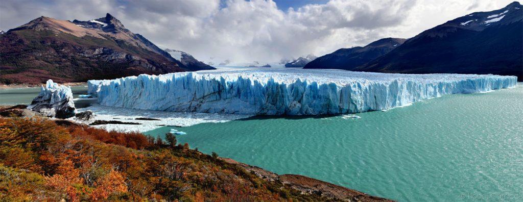 Photo Montagnes du Monde - Périto Moreno, Patagonie - © Lionel Caracci Krom Galerie