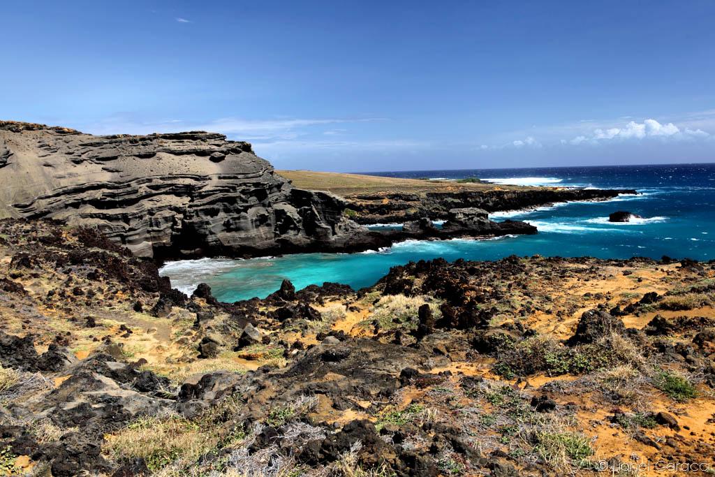 Photo de paysage nature - Plage d'Hawaïï - © Lionel Caracci Krom Galerie