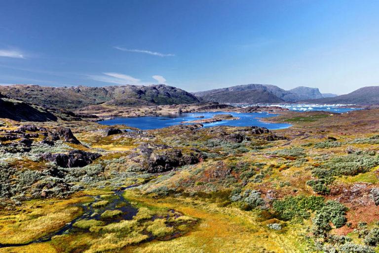 Photo de paysage nature - Groenland - © Lionel Caracci Krom Galerie