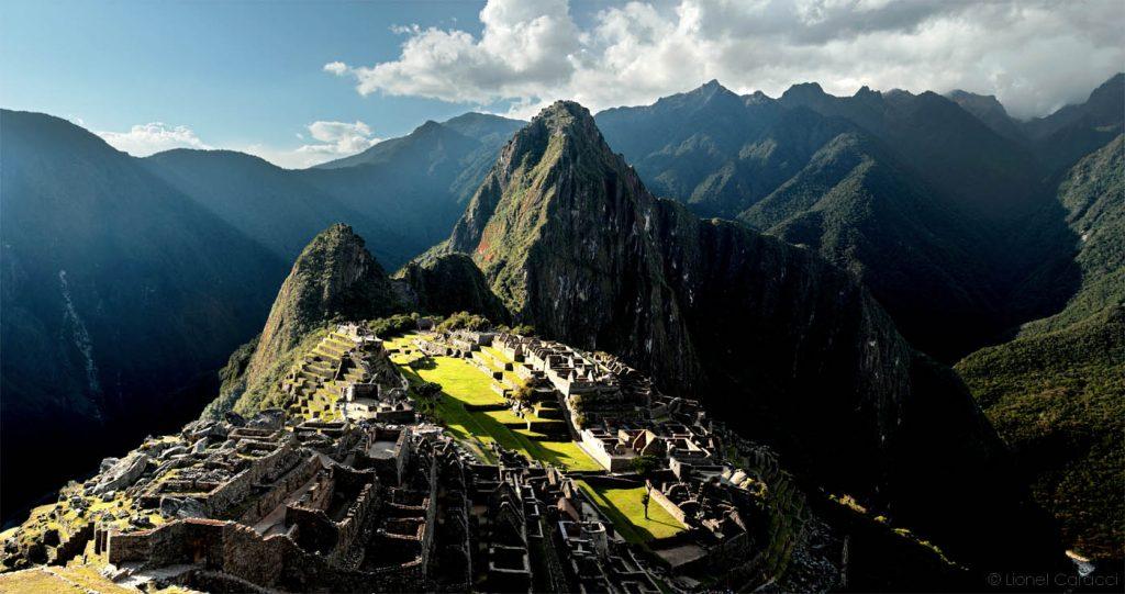 Photo Montagnes du Monde - Machu Picchu, Pérou - © Lionel Caracci Krom Galerie