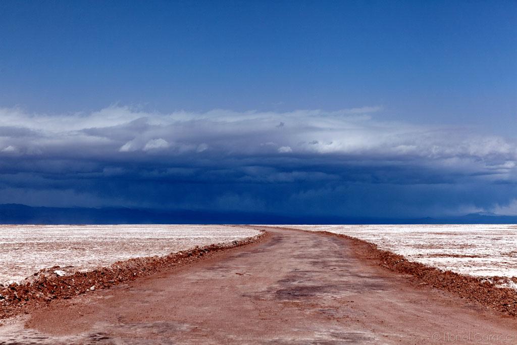 Pluie sur Atacama