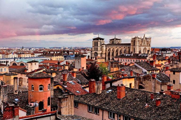 Photo Lyon Jour - Vieux Lyon - © Lionel Caracci Krom Galerie