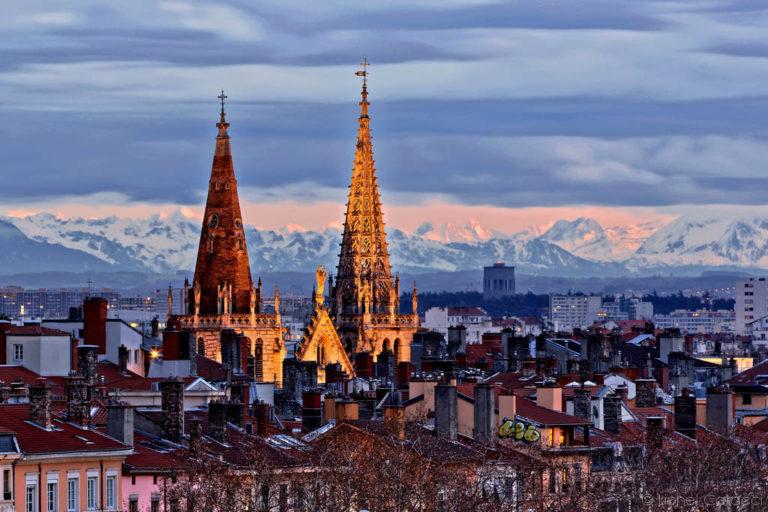 Photo Lyon et Alpes- Saint Nizier - © Lionel Caracci Krom Galerie