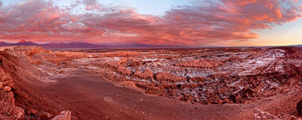 Photo Montagnes du Monde - Désert d'Atacama, Cordillère des Andes - © Lionel Caracci Krom Galerie