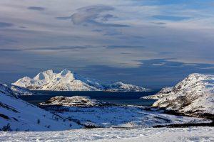 Fjord Enneigé