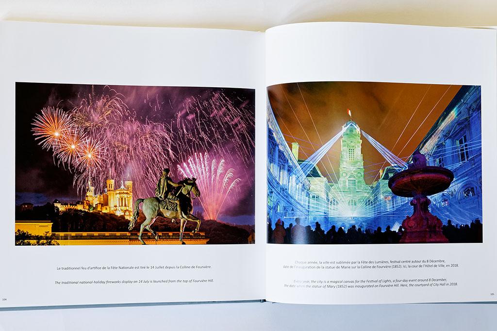 Intérieur du livre de photos de Lyon - vol 3, exemple 02