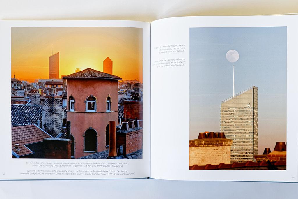 Intérieur du livre de photos de Lyon - vol 3, exemple 04