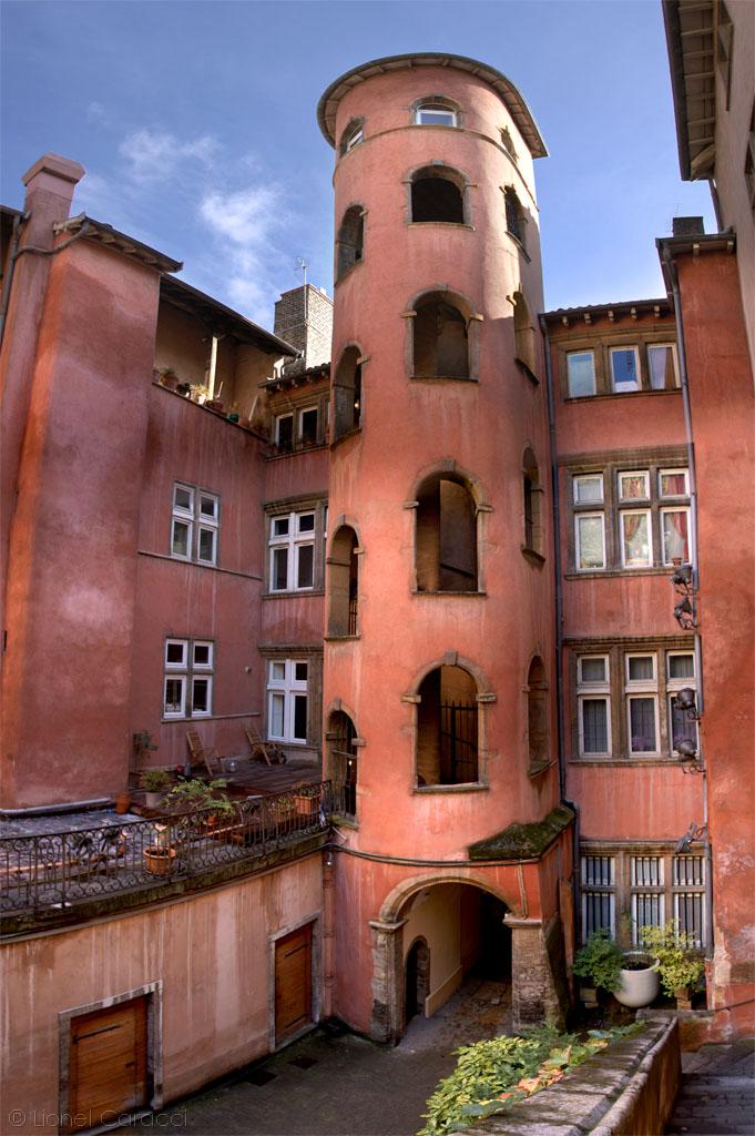 Photo Vieux Lyon - © Lionel Caracci Krom Galerie