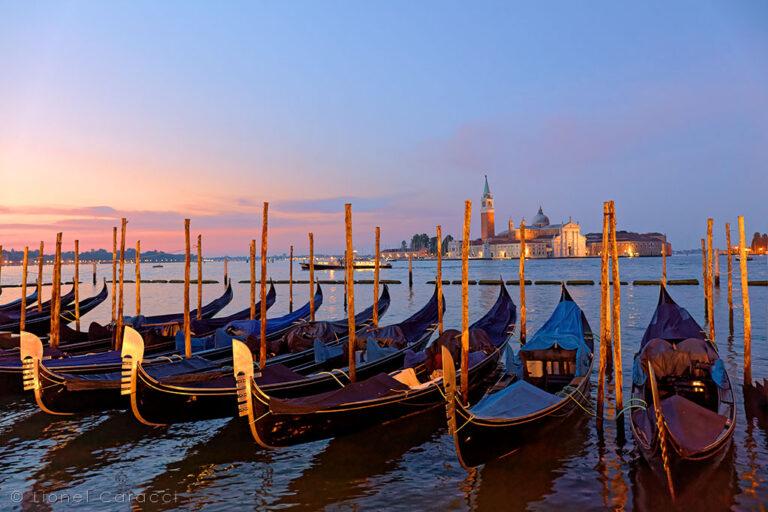Photo de Venise - © Lionel Caracci Krom Galerie