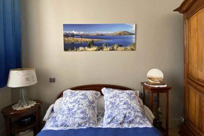 Photo d'art de paysage, chez un client de Krom Galerie